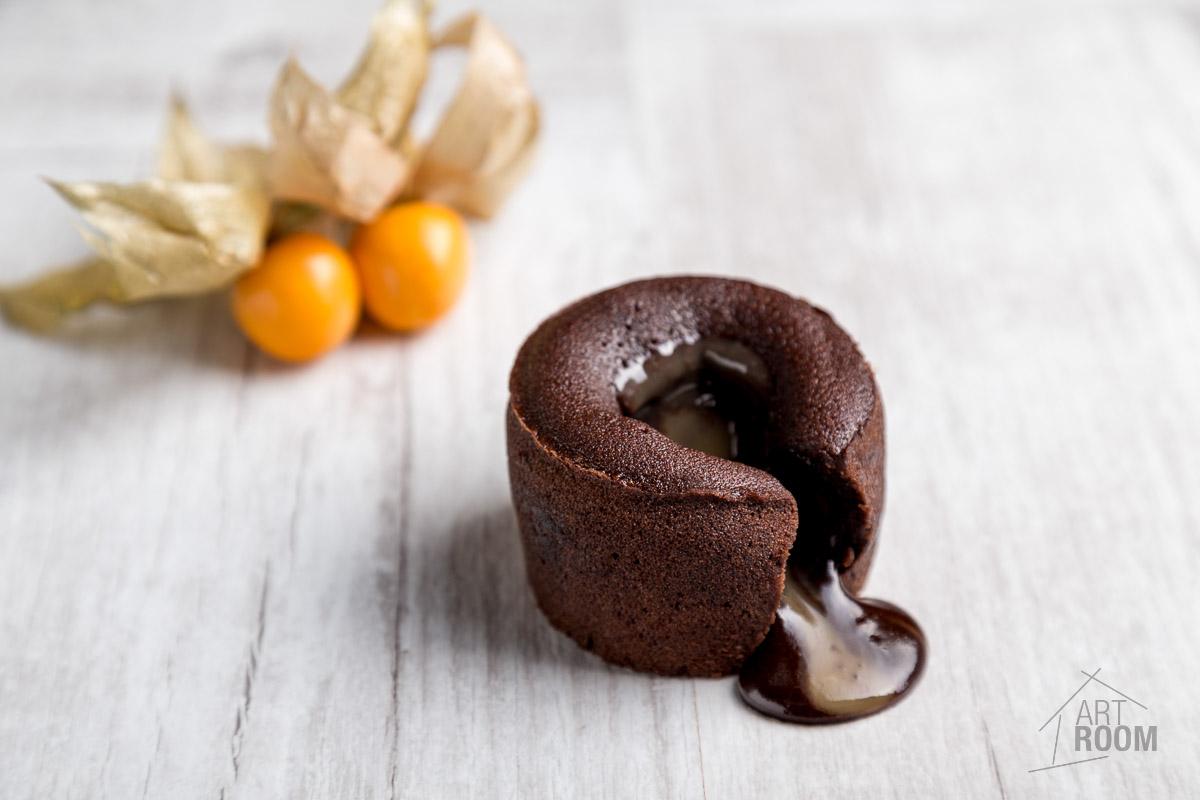 lava cake foto bucuresti