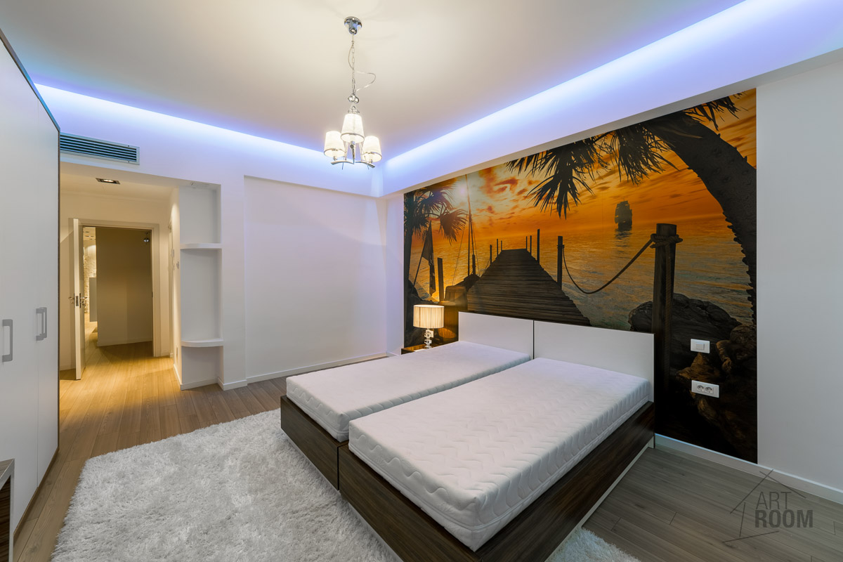 Dormitor pentru copii apartament