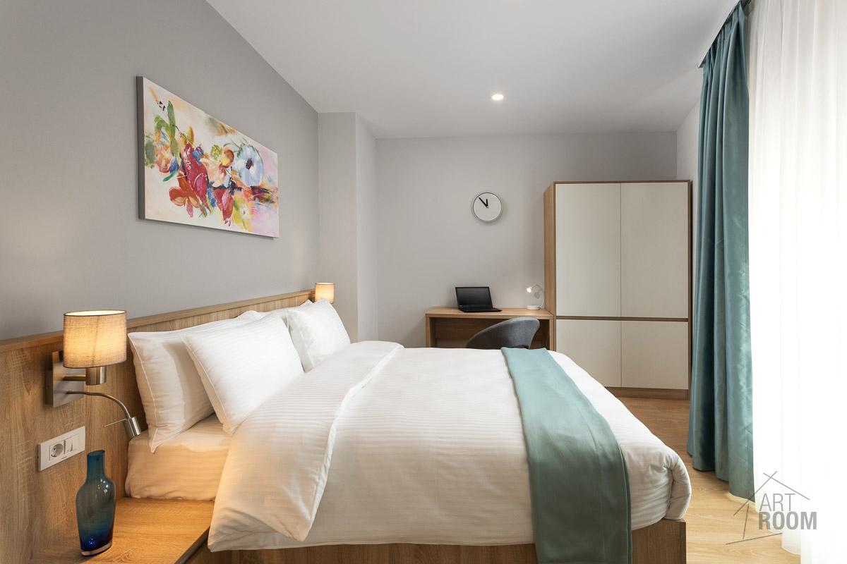 Fotografii de arhitectura pentru Athina Suites Hotel Bucuresti
