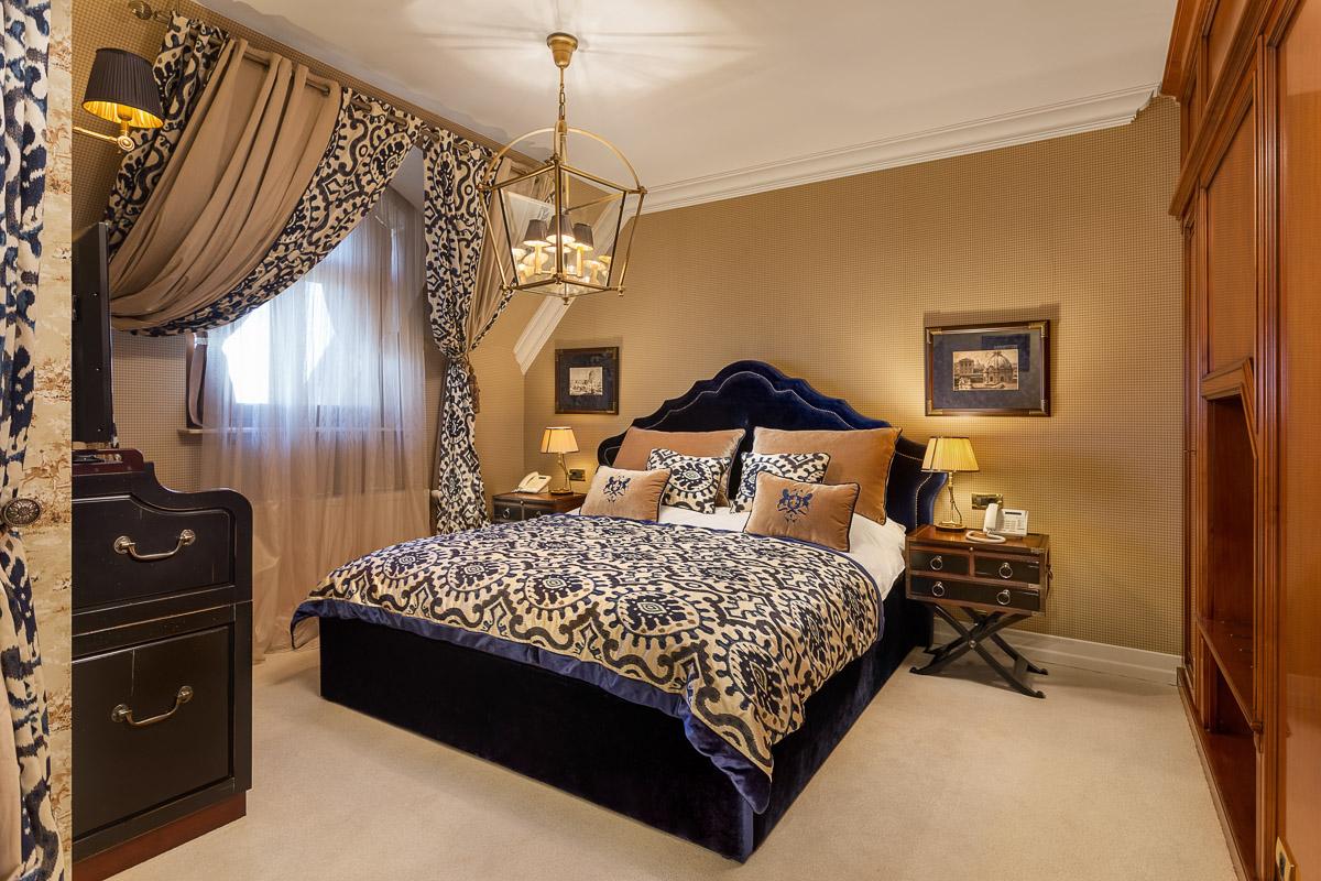 O camera de hotel superba