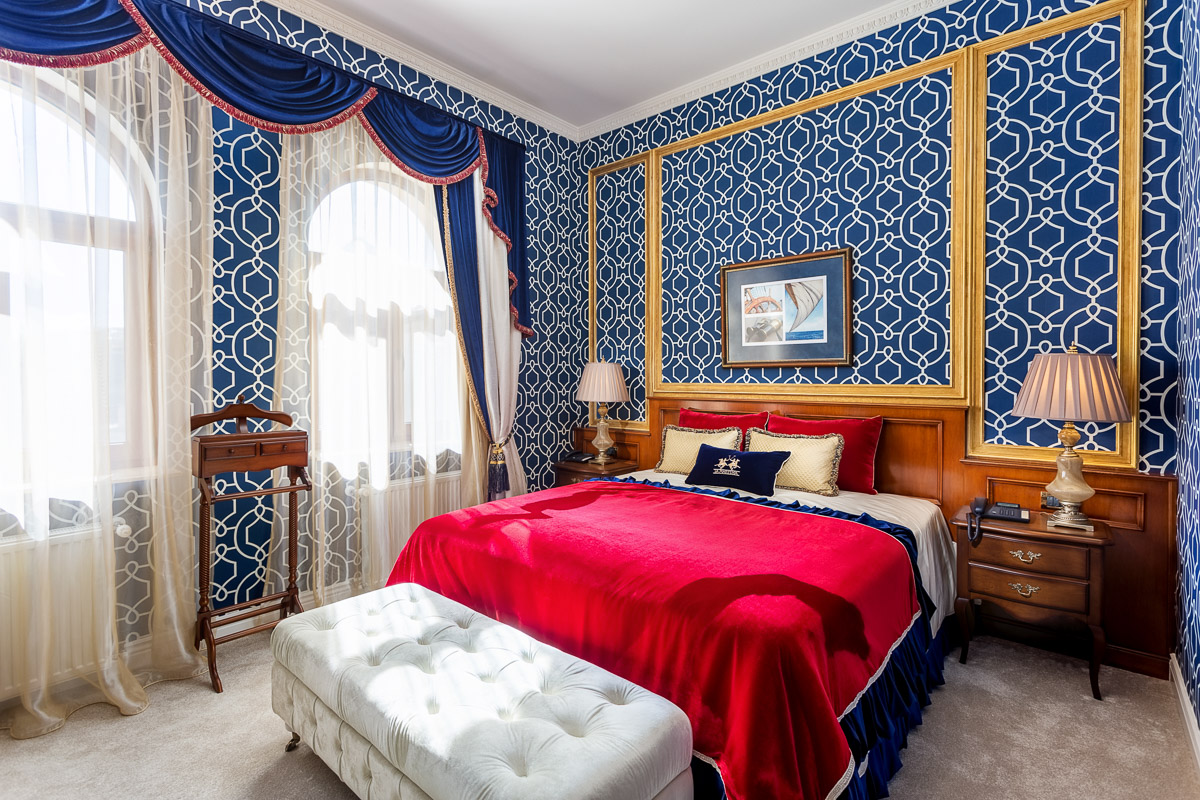 Design unicat camere hotel